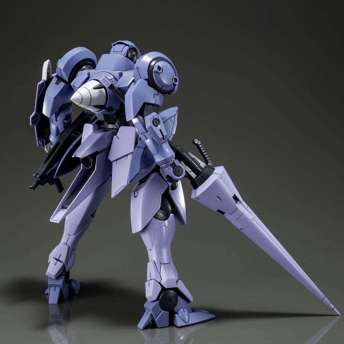 ガンプラ MG ジンクスIII(連邦カラー)