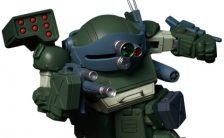 5PRO STUDIO Robonimo 『装甲騎兵ボトムズ』 ATM-09-STTC スコープドッグ ターボカスタム