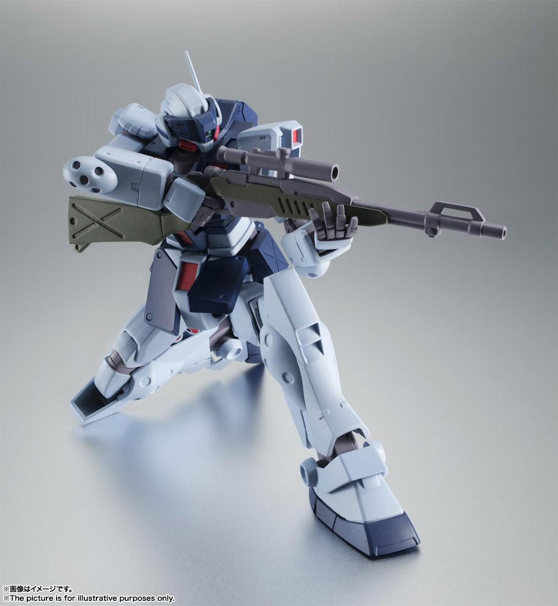 ROBOT魂 <SIDE MS> 『機動戦士ガンダム0080 ポケットの中の戦争』 RGM-79SP ジム・スナイパーII ver. A.N.I.M.E.