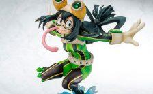 『僕のヒーローアカデミア』 蛙吹梅雨 ヒーロースーツVer. 1/8 完成品フィギュア