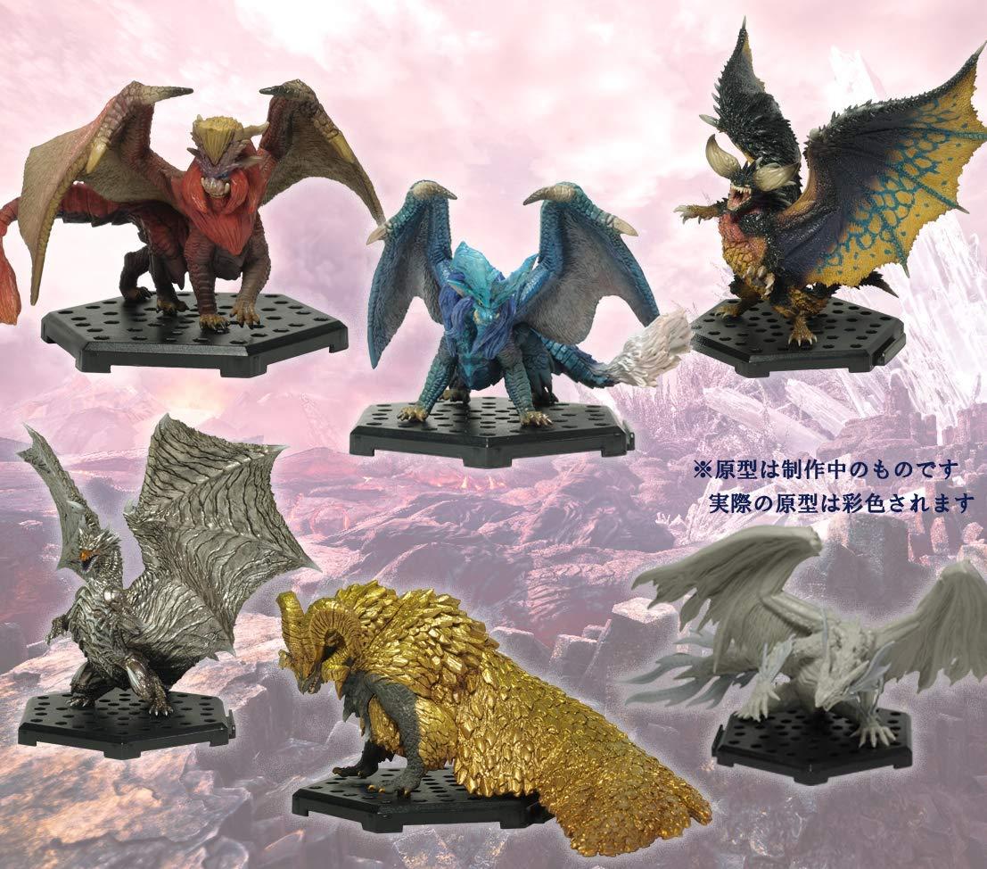 カプコンフィギュアビルダー 『モンスターハンター:ワールド』 スタンダードモデル Plus Vol.13