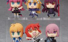 マンガで分かる!Fate/Grand Order トレーディングフィギュア 6個入りBOX (再販)
