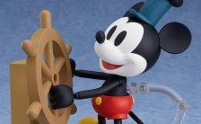ねんどろいど 『蒸気船ウィリー』 ミッキーマウス 1928 Ver.(カラー)