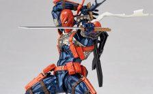 Amazing Yamaguchi(アメイジングヤマグチ) No.011 DEATHSTROKE(デスストローク)