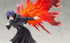 コトブキヤ ARTFX J 『東京喰種トーキョーグール:re』 霧嶋董香1/8 完成品フィギュア