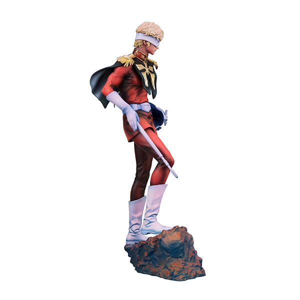 GGG(ガンダム・ガイズ・ジェネレーション) 『機動戦士ガンダム』 シャア・アズナブル アートグラフィックス 1/8 完成品フィギュア