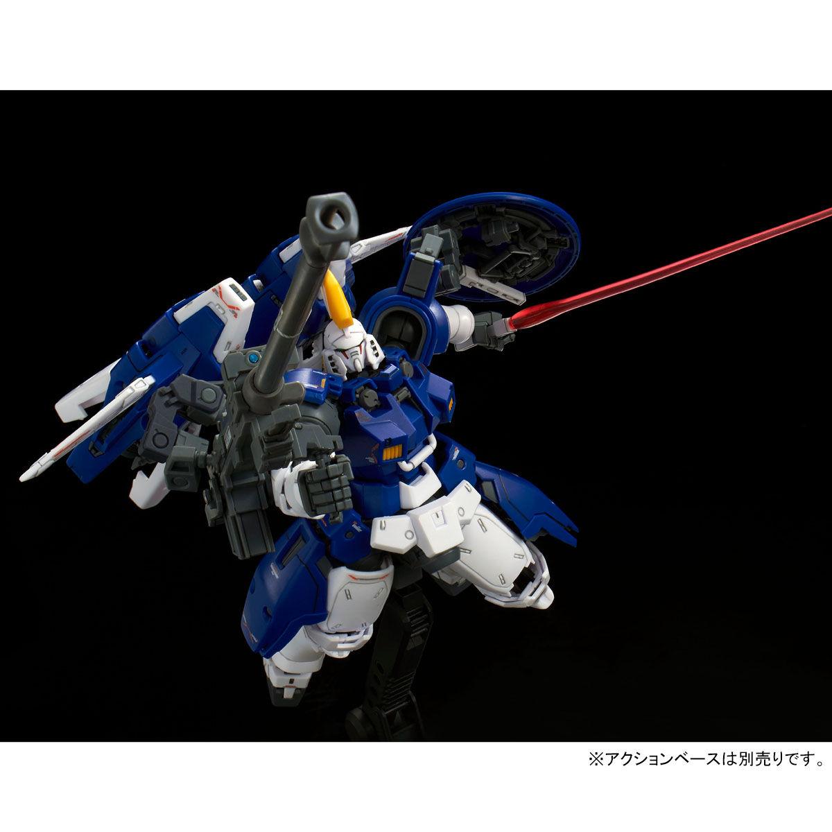 RG 『新機動戦記ガンダムW』 1/144 トールギスII プラモデル