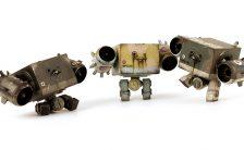 3AGO 『World War Robot』 V-TOLスクウェア・セット 1/9 可動フィギュア
