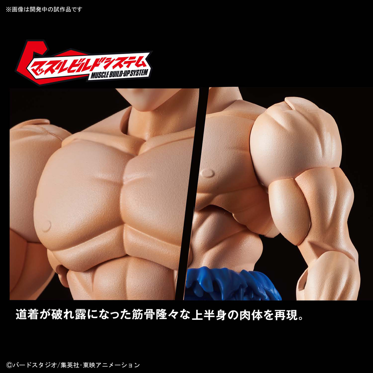 Figure-rise Standard 『ドラゴンボール超』 孫悟空(身勝手の極意) プラモデル