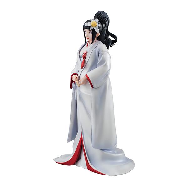 NARUTOギャルズ 『NARUTO-ナルト- 疾風伝』 日向ヒナタ 祝言Ver. 完成品フィギュア