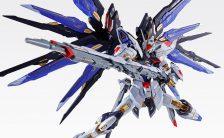 METAL BUILD 『機動戦士ガンダムSEED DESTINY』 ストライクフリーダムガンダム SOUL BLUE Ver.