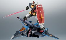 ROBOT魂〈SIDE MS〉 『機動戦士ガンダム』 RX-78-2 ガンダム & Gファイター ver. A.N.I.M.E.〜リアルタイプカラー〜