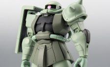 ROBOT魂〈SIDE MS〉 『機動戦士ガンダム』 MS-06 量産型ザク ver. A.N.I.M.E.〜ファーストタッチ2500〜