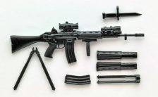 リトルアーモリー [LS01] 89式小銃(閉所戦仕様)豊崎恵那ミッションパック 1/12 プラモデル