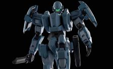 HG 『フルメタル・パニック! Invisible Victory』 1/60 ガーンズバックVer.IV(アグレッサー部隊機) プラモデル