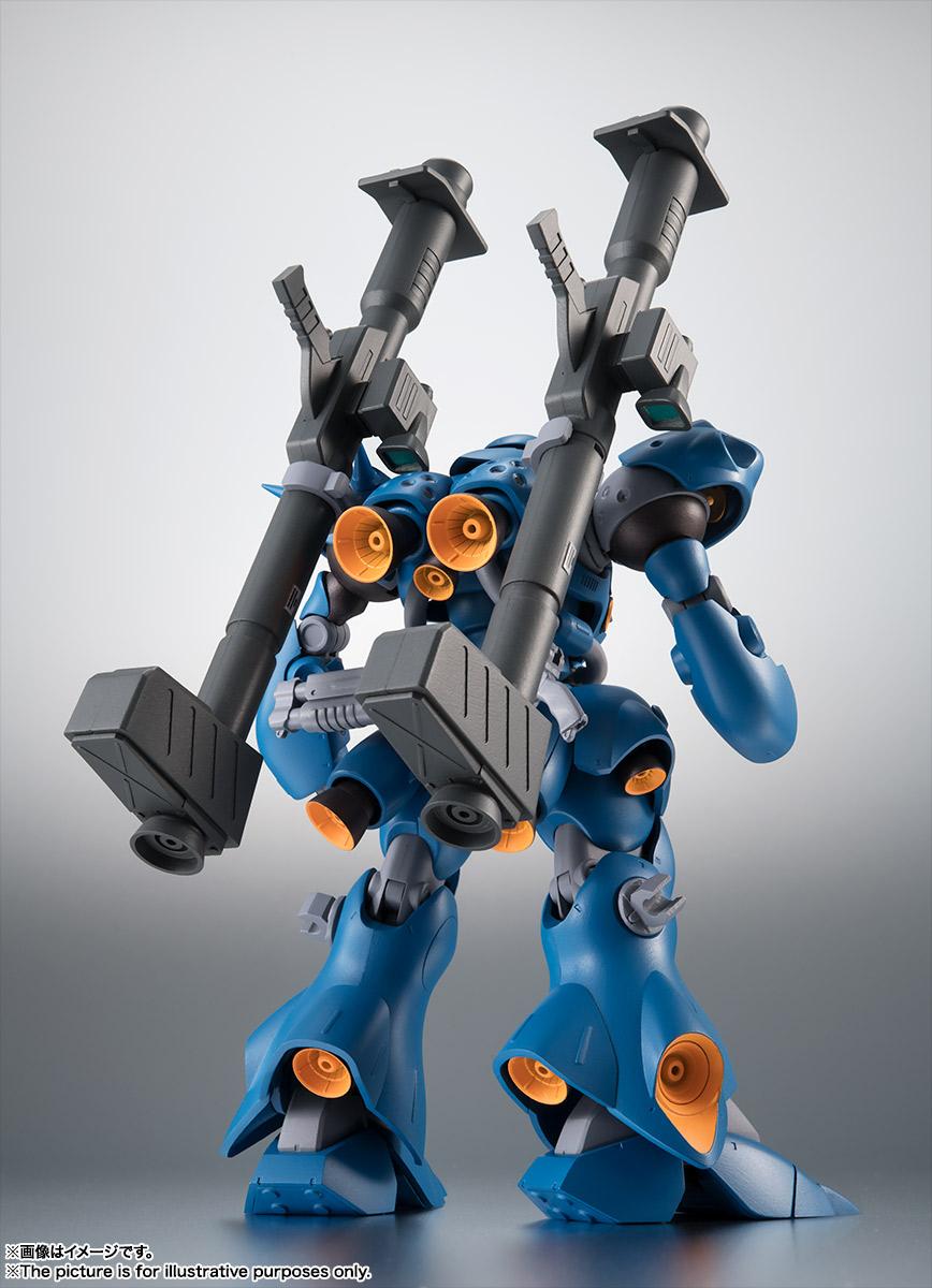 ROBOT魂〈SIDE MS〉 『機動戦士ガンダム0080 ポケットの中の戦争』 MS-18E ケンプファー ver. A.N.I.M.E.
