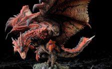カプコンフィギュアビルダー クリエイターズモデル 火竜 リオレウス[復刻版] (再販)