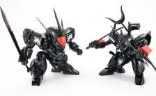 PLAMAX MS-04 『魔神英雄伝ワタル』 ブラック 龍神丸・戦神丸 セット プラモデル