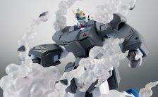 ROBOT魂〈SIDE MS〉 『機動戦士ガンダム0080 ポケットの中の戦争』 RX-78NT-1FA ガンダムNT-1 ver. A.N.I.M.E. 〜チョバム・アーマー装備〜