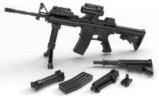 リトルアーモリー [LA050] M4A1タイプ2.0 1/12 プラモデル