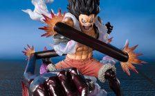 フィギュアーツZERO 『ONE PIECE』 モンキー・D・ルフィ ギア4 -スネイクマン・王蛇-