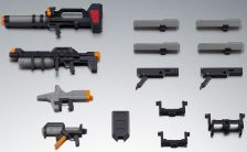 ROBOT魂〈SIDE MS〉 『機動戦士ガンダム』 連邦軍武器セット ver. A.N.I.M.E.