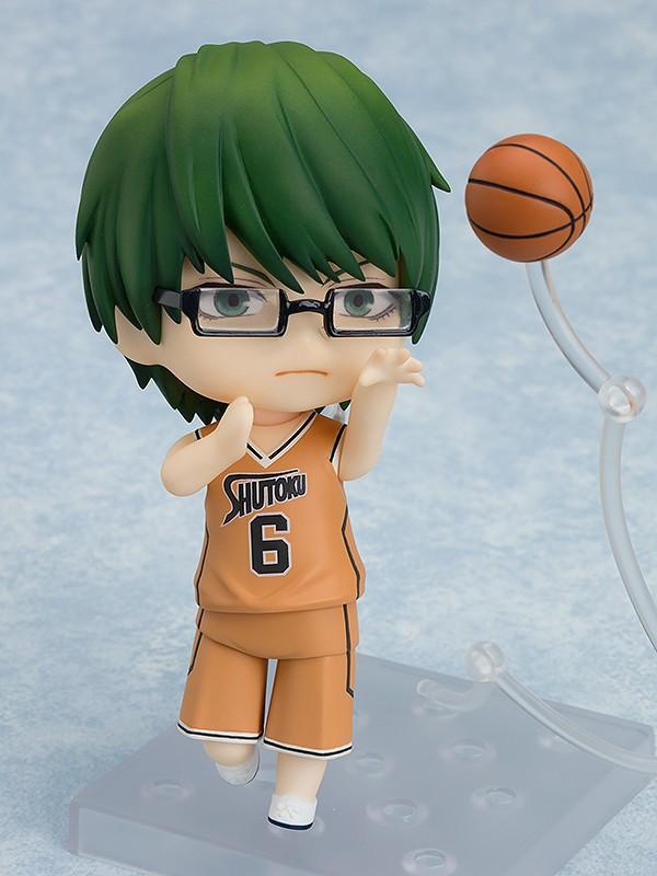 ねんどろいど 『黒子のバスケ』 緑間真太郎 Special Box