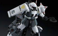 RG 『機動戦士ガンダム(MSV)』 1/144 MS-06R-1A エリック・マンスフィールド専用ザクII プラモデル