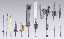 BRING ARTS 『NieR:Automata』 トレーディングウェポンコレクション 10個入りBOX