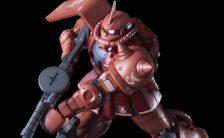 HG 『機動戦士ガンダム THE ORIGIN』 1/144 シャア専用ザクII 赤い彗星Ver. プラモデル