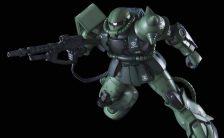 HG 『機動戦士ガンダム THE ORIGIN』 1/144 ザクII C-6/R6型 プラモデル