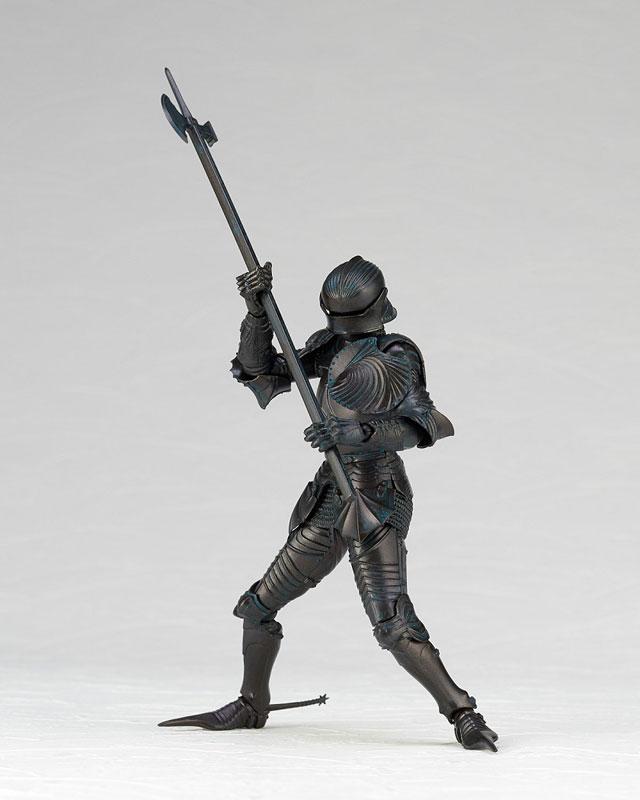 KT Project KT-026 タケヤ式自在置物15世紀ゴチック式エクエストリアンアーマー ブロンズ