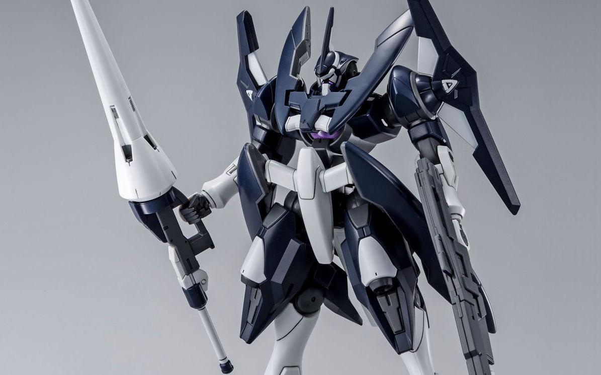 HG 『機動戦士ガンダム00V』 1/144 アドヴァンスドジンクス プラモデル (再販)