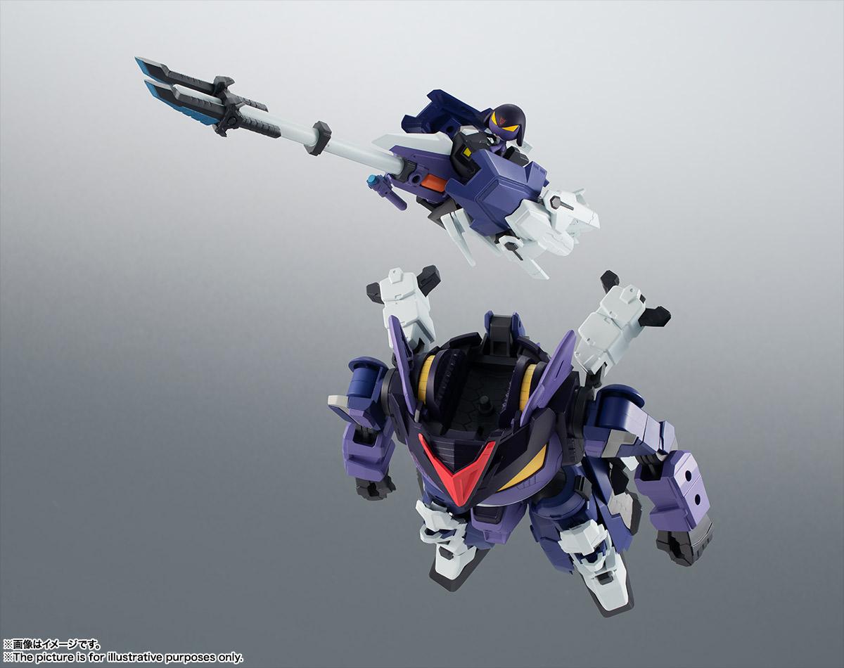 KERORO魂 『超ケロロ軍曹UC 激闘!! ケロロロボ大決戦』 ガルル専用スパーク・ジェガマ