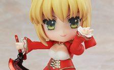 ねんどろいど 『Fate/EXTRA』 セイバーエクストラ (再販)