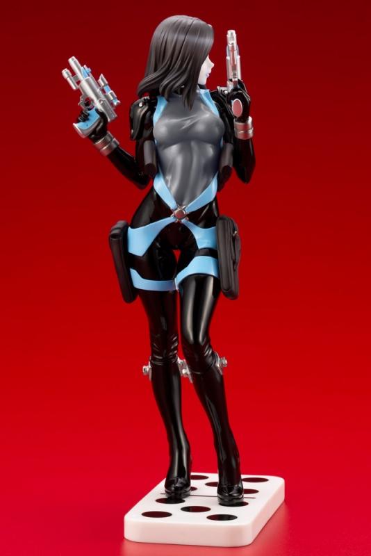 MARVEL美少女 MARVEL UNIVERSE ドミノ 1/7 完成品フィギュア