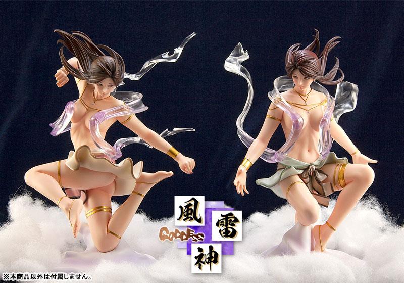 KEIKO's Beauty Line collection Goddess No.C632 風雷神 風 1/7 完成品フィギュア