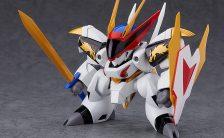 PLAMAX MS-05 『魔神英雄伝ワタル』 龍王丸 プラモデル