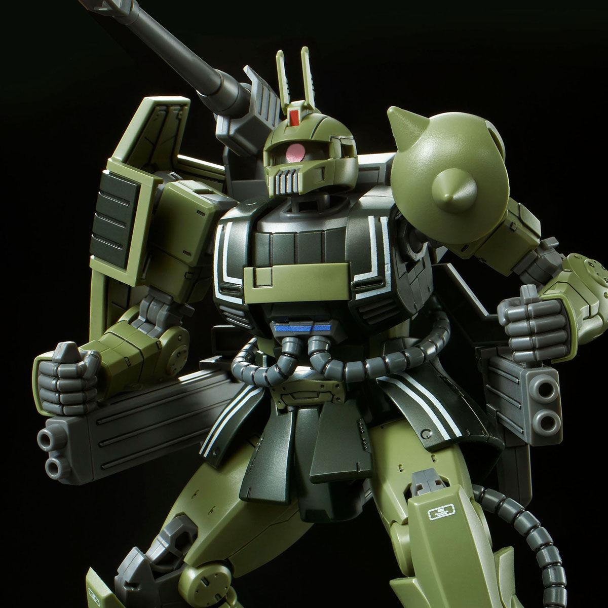 HG 『機動戦士ガンダム THE ORIGIN(MSD)』 1/144 ザク・キャノン プラモデル