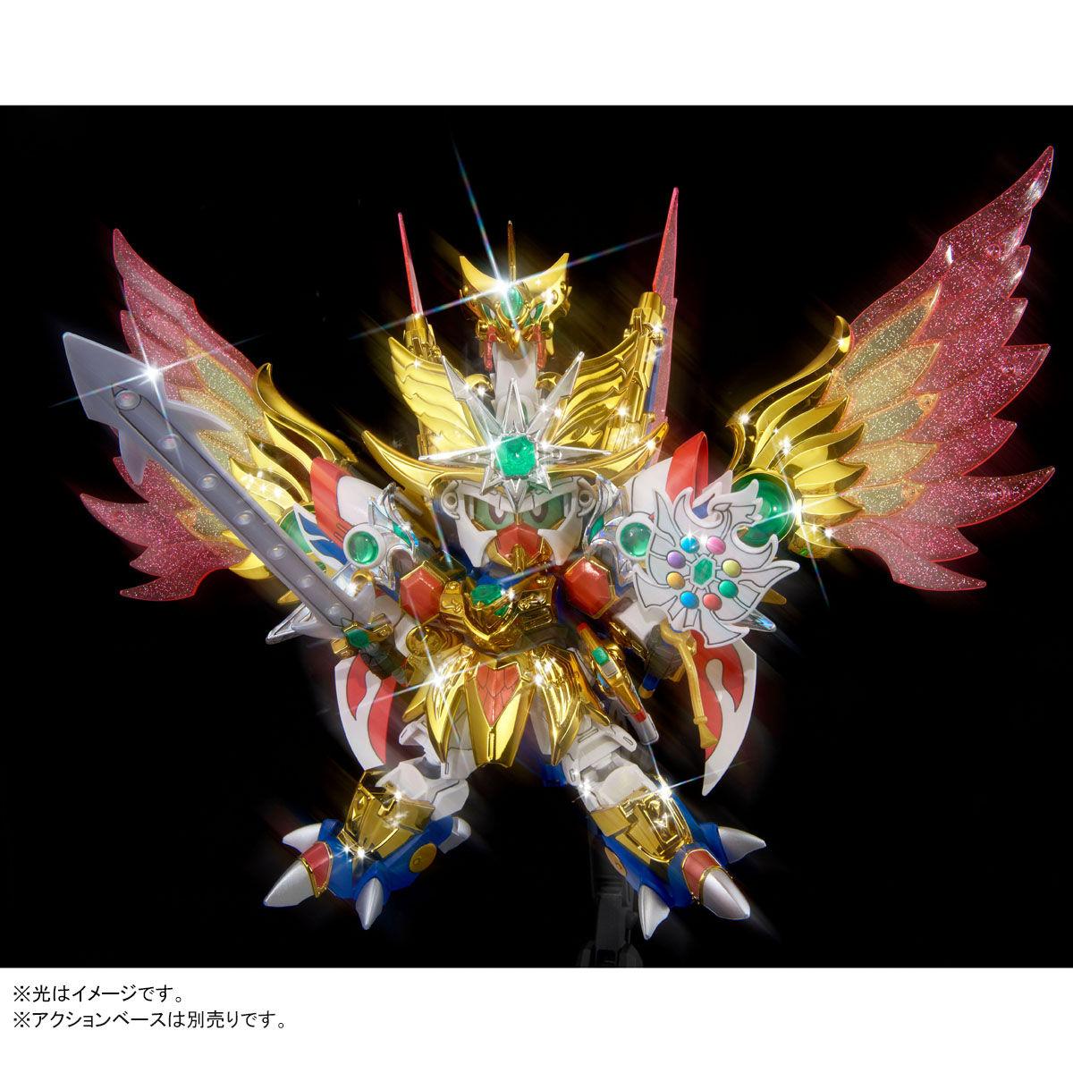 BB戦士 LEGENDBB 飛駆鳥大将軍(ビクトリーだいしょうぐん) プラモデル