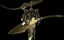 HGUC 『機動戦士ガンダムNT』 1/144 ユニコーンガンダム3号機 フェネクス(ユニコーンモード)(ナラティブVer.)[ゴールドコーティング]プラモデル
