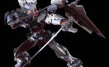ハイレゾリューションモデル 『機動戦士ガンダムSEED DESTINY ASTRAY B』 1/100 ガンダムアストレイ ノワール プラモデル