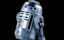 『スター・ウォーズ エピソード4/新たなる希望』 1/12 R2-Q2 プラモデル