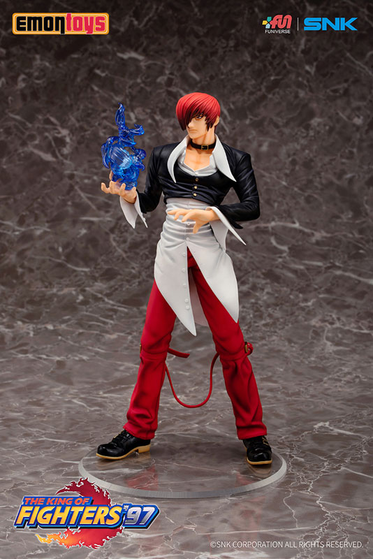 『THE KING OF FIGHTERS'97』 八神庵 1/8 完成品フィギュア