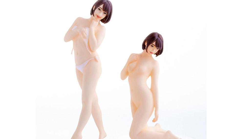 PLAMAX Naked Angel 1/20 戸田真琴 プラモデル