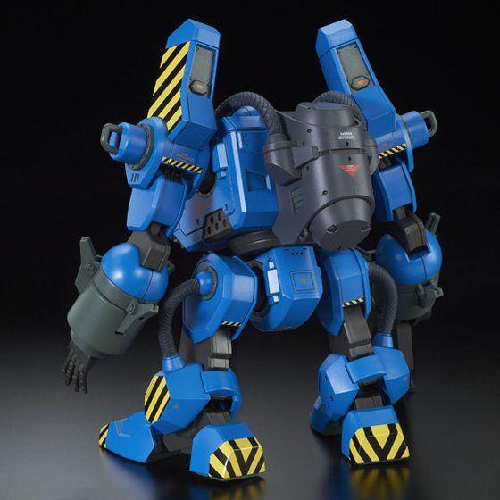 HG 『機動戦士ガンダム THE ORIGIN』 1/144 モビルワーカー MW-01 01式 後期型(ランバ・ラル機) プラモデル