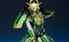 S.H.Figuarts 『舞台 仮面ライダー斬月 -鎧武外伝-』 仮面ライダー斬月 カチドキアームズ