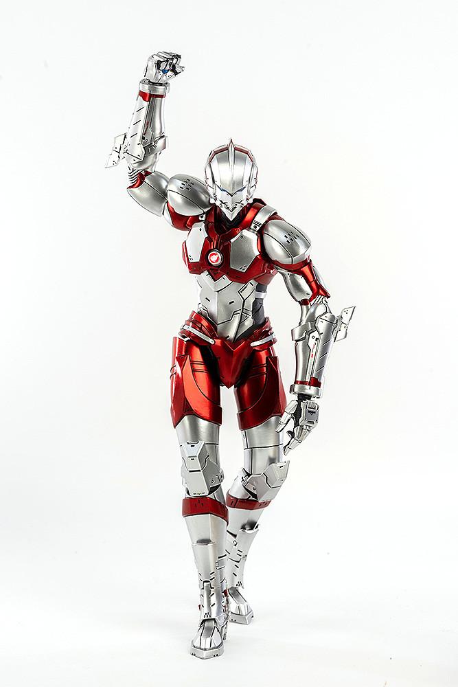『ULTRAMAN』 1/6 ULTRAMAN SUIT (Anime Version) 可動フィギュア